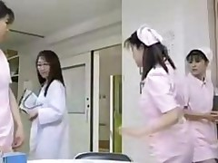 Japanese Nurse Hot Fuck - Uncensored
