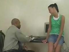 Schoolgirl Fucked By Black Teacher