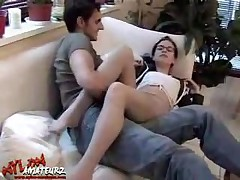 Nylon-Amateurz Sweet Tina Gets Fucked In Pantyhose