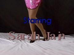 Sarah Jain Pantyhose Model