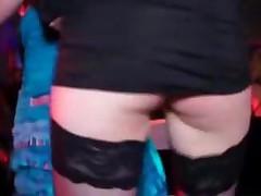 Amateur Sluts Suck Strippers Hard Cocks At Cfnm Party