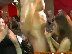 Cfnm Chick Sucks Cock Dry At Party