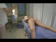 Nasty Nurse Punishes A Female Patient
