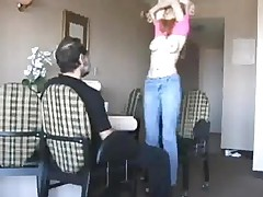 Humiliating Pussy Punishment
