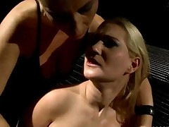 Mistress Punishing Slavegirl Pretty Hard