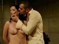 Young Slavegirl Getting Punished