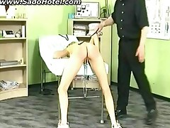 Bdsm Girl Getting Pussy Punishment