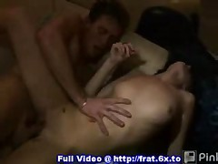 Pussy Punished At Party