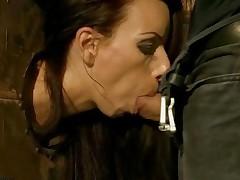 Two Hot Slavegirls Getting Punished