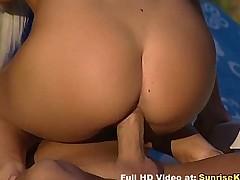 Brigitta Bui pool group sex and cumshot
