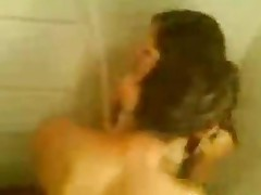 Teens Get Busted Fucking In The Shower