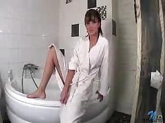 Pink Slit Shower