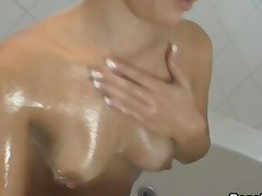 Rough Fucking After Shower