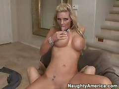Devon Lee Milf Fucks Younger Guy In Gym!!!