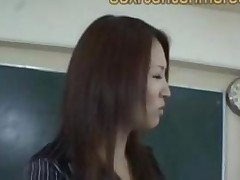 Tora Horny And Sexy Teacher1