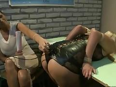Classy Teacher Dominating Sexy Student