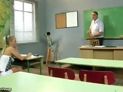 Teacher Fucks A Student Pt 1