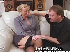 Teacher Joeylynn Gets A Slut Training Lesson From Dirty..