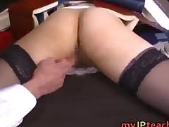 Eri Ouka Hot Japanese Teacher Is Sexy