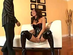 Mya Nicole DP mistress
