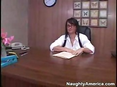 Naughty America Teacher With Massive Tits