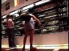 Upskirt Bag Cam Video
