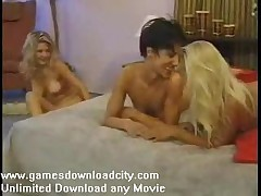 Sexy Girls Of Adult Entertainment-Nude Wrestling