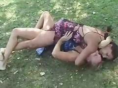Wrestling porn TV
