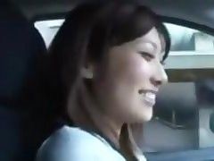 Big Boobs Milf Cheating Blowjob In Car