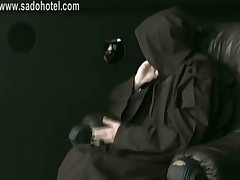 Naughty Nun Confesses To Priest And Got Spanked On Her Hands..
