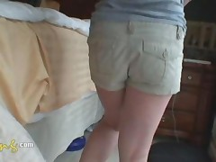 Swinger Wife Takes Two Creampie Loads