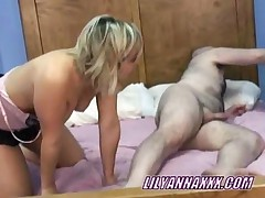 Blonde Swinger Lily Anna Is Fucking A Stranger