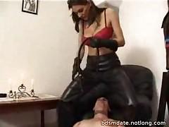 Facesitting Mistress Sarka