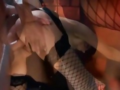 Sex In Boots And Fishnet Stockings