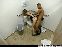 Amateurs Fucking In Bathroom