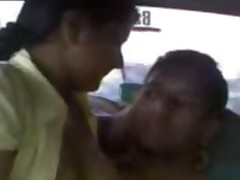 Indian Desi Girl Fucked In Car Hardly