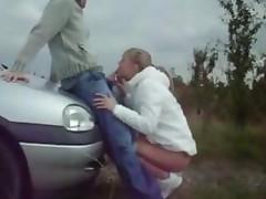 Teen Sex Outside Near Car 111Upl