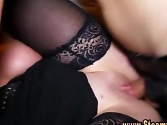 Cfnm Hotties Get Fucked By Strippers
