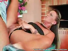 Hot Cfnm Threeway Ends In Cum Facial