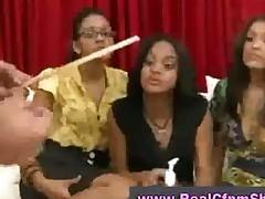 Guy Masturbating In Front Of Cfnm Girls