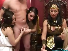 Naughty Greek Cfnm Babes