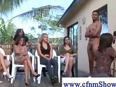 Cfnm Ladies Spoiling Cocks In Public