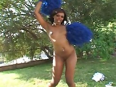 Ebony Cheerleaders 2