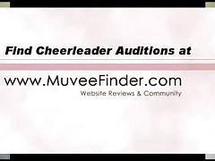Cheerleader Bree Olsen!