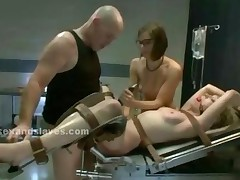 Nurse Sucking Cock Of Doctor Then Taking A Patient And Banging..