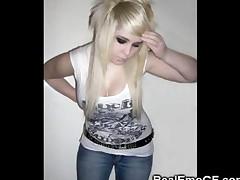 Emo Punk Rock Teen Gfs