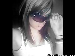Lovely Emo Teen Gfs
