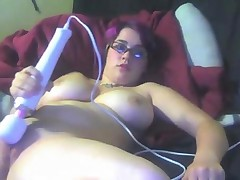 Emo Cute Teen With Big Boobs Masturbating On Cam