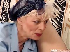 Two Blonde Ladies Fisting