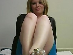 Increible doble footjob - 3 part 8